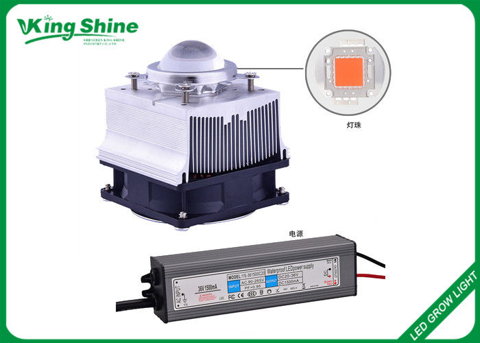 Professional Indoor Diy Led Grow Light Kits With 30w Full