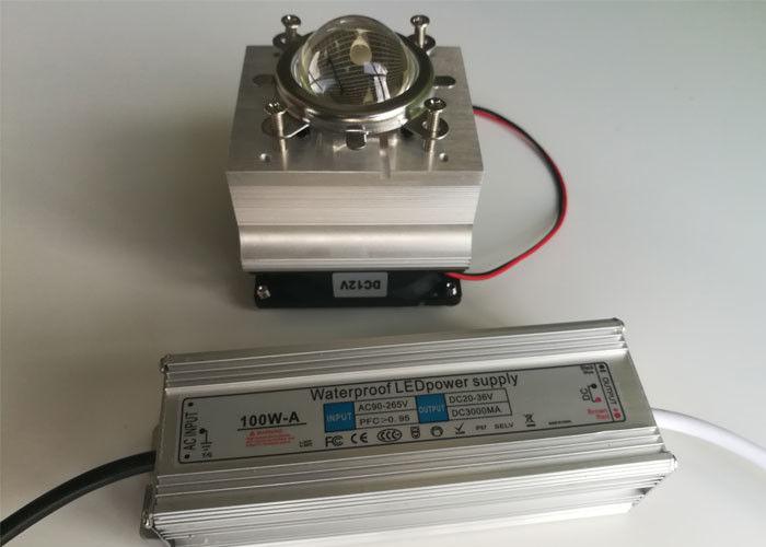 50w Diy Led Grow Light Kit Full Spectrum With Much Lighter