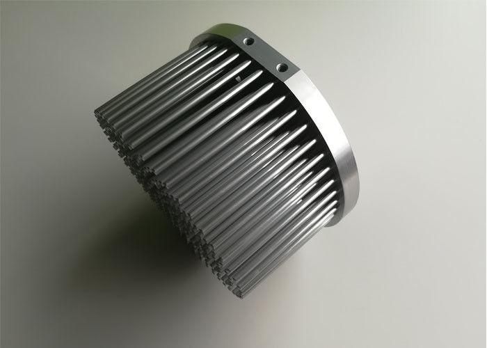 Aluminum Heatsink Diy Led Grow Light Kit Compatible With